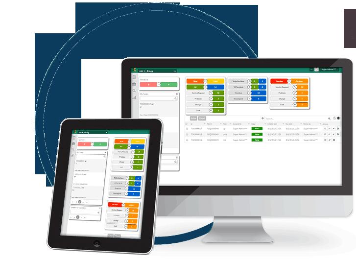 Nilex Servicedesk Software