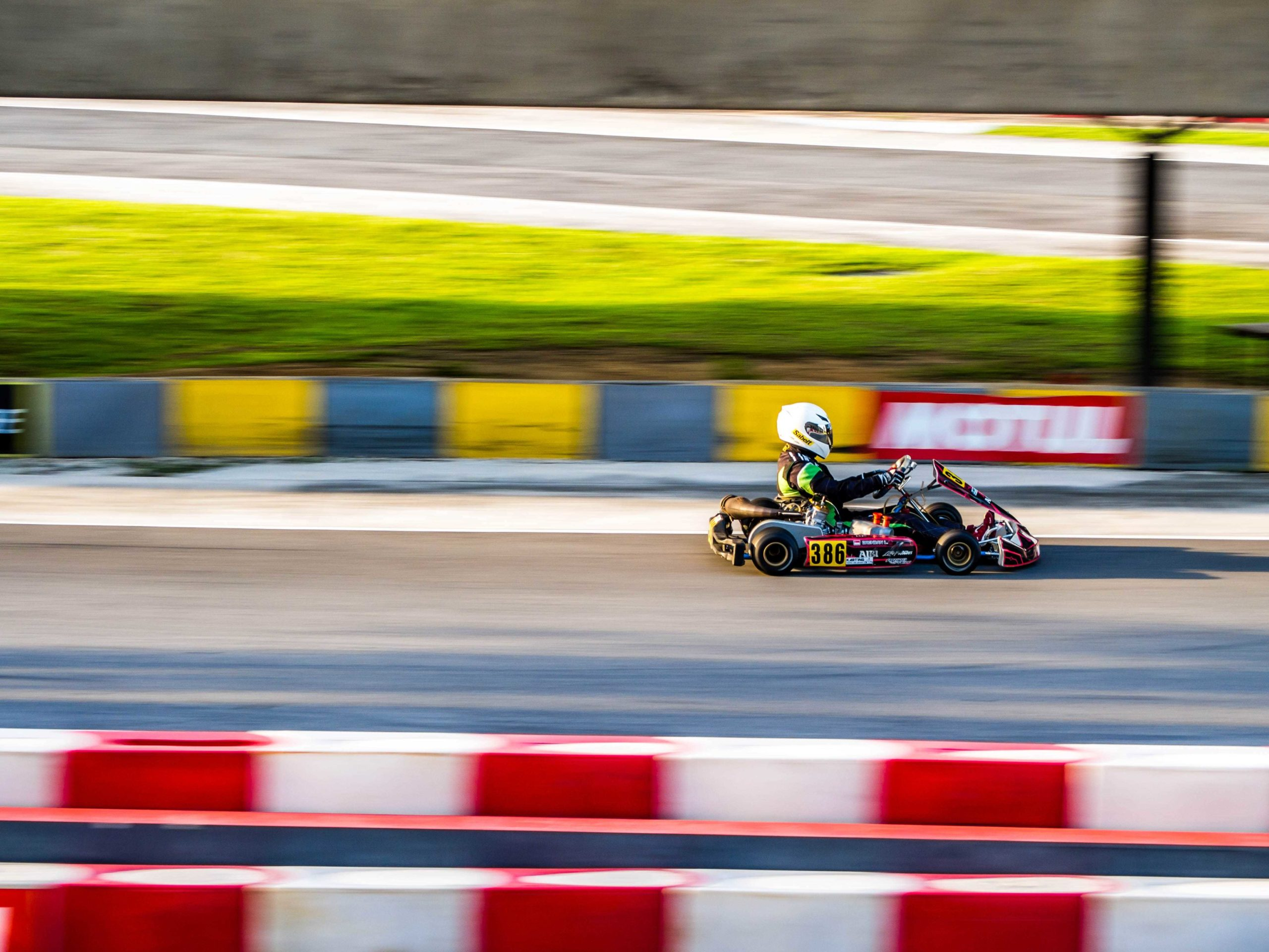 fast track go kart