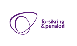 forsikring&pension logo